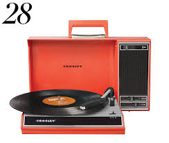 Day 28: A Vintage-Style Record Player With a Modern Twist | StyleCaster