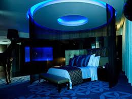 Dark Blue Bedrooms For Girls