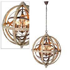 wonderful wooden orb light fixture large round chandelier with metal detail and wood orb chandelier17