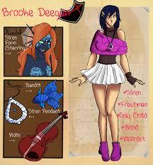FD: Brooke Deegan by IceStormWolf on DeviantArt