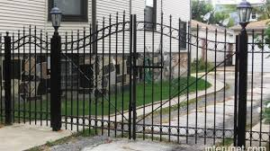 Steel Fence And Gate Design FENCE DESIGN GALLERY