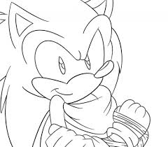 Useful picture gallery of sonic boom coloring pages right for your ...