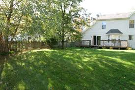 Cheap Indianapolis Home  Affordable Indy Real EstateHome Backyard