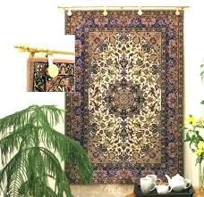 how to hang a rug on the wall wall rug hanging hang rug wall hanging ideas