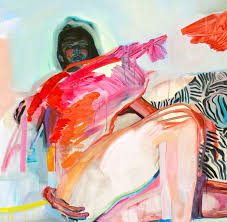 ... 2014 Top 10 Contemporary Artists of  winston chmielinski colour  painting abstract winston chmielinski painting nude