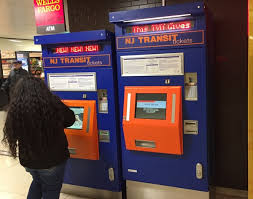 Ticket Vending Machine Fascinating Seismic Change To How You Pay Your NJ Transit Fare In The Works NJ