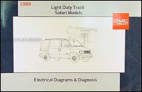 cheap wiring diagram manual wiring diagram manual deals on get quotations · 1989 gmc safari van wiring diagram manual original