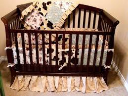 style of western nursery bedding