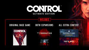 Control Ultimate Edition on GOG.com