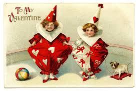 Vintage Valentine's Day Clip Art ~ Quotes