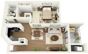 Decorating Ideas for Small Apartments : Decorating Ideas For Small One Bedroom  Apartments