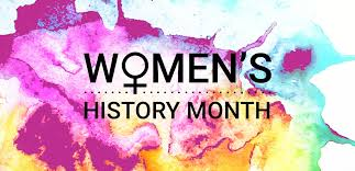 Image result for women's history month 2021