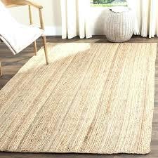 6x9 jute rug jute rug hand woven natural fiber natural jute rug soft jute rug 6x9