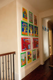 Childrens Artwork Display How To Organize Your Kids Artwork In 5 Easy Steps A Grateful Life