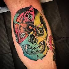 фото татуировки черепов от Scott Garitson онлайн журнал о тату