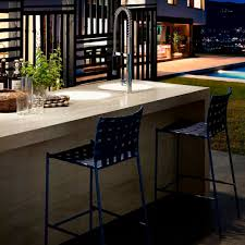 corian countertop kitchen beige outdoor charm