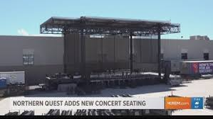 Northern Quest Outdoor Seating Chart Northern Quest Adds New Concert Seating To Venue Krem Com