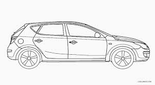 Click on it to open the printer dialog box. Cars Coloring Pages Cool2bkids