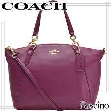 015d5 7ea92 new arrivals coach bag coach bag 2way shoulder bag tote bag plum purple leather f36675implu