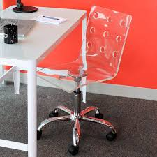 acrylic office chairs. Swiss Clear Acrylic Office Chair - LMS-OFC-TW-SWISS-CL Acrylic Office Chairs T
