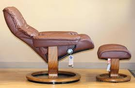 club chair and ottoman. Fantastic Brown Leather Chair And Ottoman Image Of Sets Type . Club M
