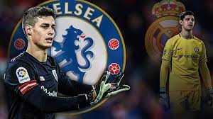 Nach 45 minuten führt chelsea mit 1:0. Als Courtois Ersatz Chelsea Vor Rekord Transfer Von Bilbaos Kepa Arrizabalaga Sportbuzzer De