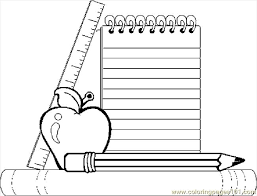 Small Picture Related Searches For First Day School Coloring Page Bebo Pandco