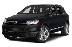 2014 Volkswagen Touareg Specs Price Mpg Reviews Cars Com