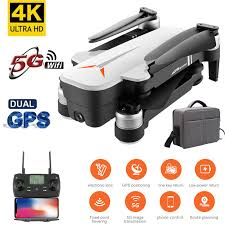2019 New <b>8811</b> Drone GPS <b>5G</b> Quadcopter with Wide Angle 4K ...