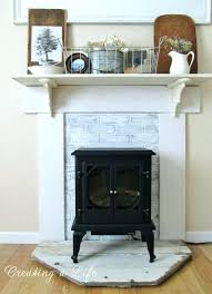 diy fake fireplace mantel fake fireplace mantel kits ideas how to make a fake fireplace mantel
