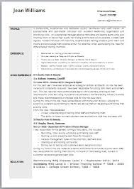 free cv layout free targeted cv template zone jobfox uk