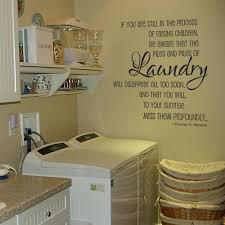 laundry room signs decor wall for cozy stickers home remodel ideas  decorations
