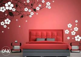 wall designs for bedroom paint wall painting designs for bedrooms with goodly interior wall painting designs