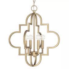 capital lighting brushed gold ellis 4 light chandelier view full size