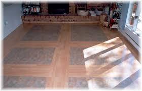 wilsonart wood tile combo