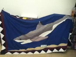 Wip Shark quilt topper. by SafyreWulfie on DeviantArt & Wip Shark quilt topper. by SafyreWulfie ... Adamdwight.com