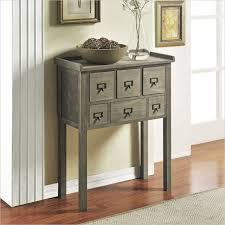 small accent table with drawer accent console table with drawers regarding excellent narrow console table with drawers
