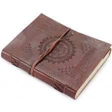 Reisetagebuch Aus Leder Notizbuch Din A5 A P Donovan