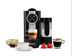 Looking for the best milk frother? Coffeeza Lattisso Coffee Making Machine Premium Italian Coffee Maker Machine With Milk Frother At Rs 16499 Piece Coffee Machine Id 20426505788