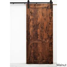 dogberry country vine 96 inch barn door today overstock 10559996