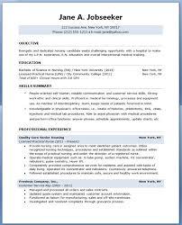 Resumes For Nursing Students Musiccityspiritsandcocktail Com