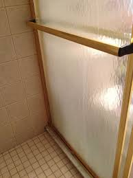 how to clean a shower door how to clean soap s off shower doors cleaning tips