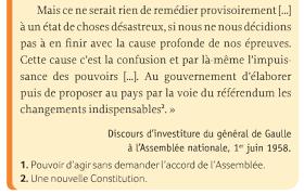 """Résultat de recherche d'images pour """"general de gaulle referendum 1958"""""""