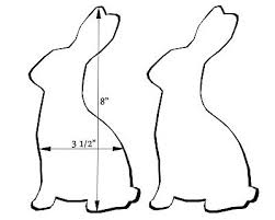 outline of bunny easter bunny outline pics photos outlined bunny holding an egg free