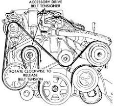 solved drive belt pattern for a plymouth voyager 1994 3 3 fixya 5dca882 jpg