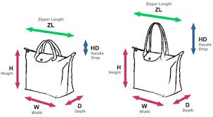 How To Measure Longchamp Le Pliage