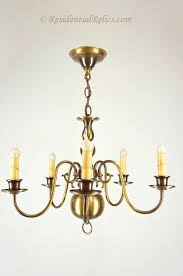 brass candle chandelier 5 candle brass dutch style chandelier circa brass chandelier candle cups