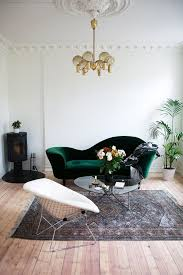 victorian modern furniture. Emily Henderson Modern Victorian Trend Eclectic Boho Moody Velvet Tufted Fringe Detailed Dramatic Living Room Bedroom Furniture