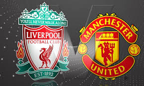Top Of The Table Clash: Liverpool vs Manchester United