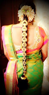 south indian bride bridal hairstyle indian bridal hairstyles colors saree and blouse designs